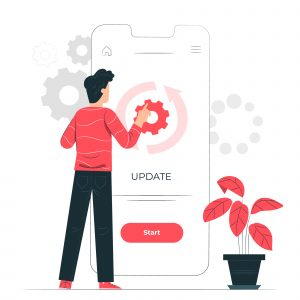 Keep feature update