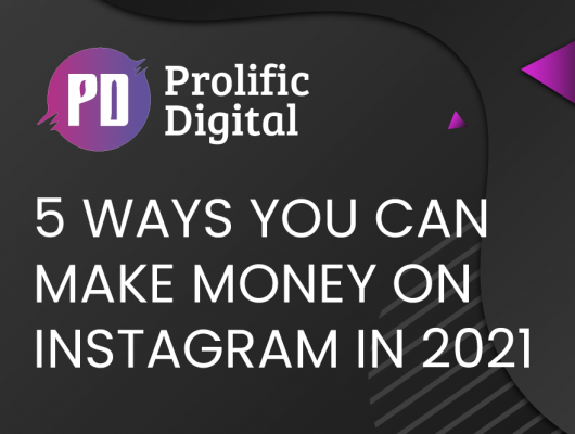 5 Free Ways You Can Make Money on Instagram in 2020